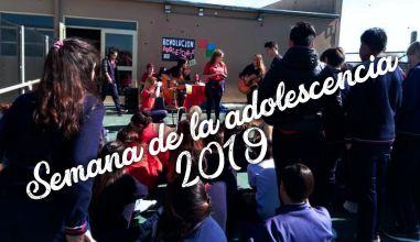 SEMANA DE LA ADOLESCENCIA – 2019